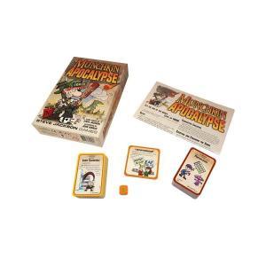 マンチキン スティーブジャクソンゲーム Steve Jackson Games Munchkin Apocalypse Game|fermart-hobby