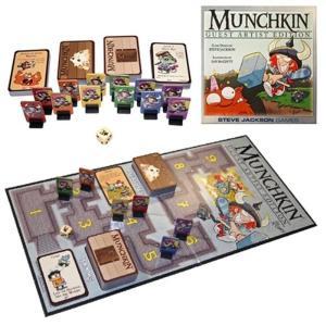 マンチキン スティーブジャクソンゲーム Steve Jackson Games Munchkin Ian McGinty Guest Artist Edition Game|fermart-hobby