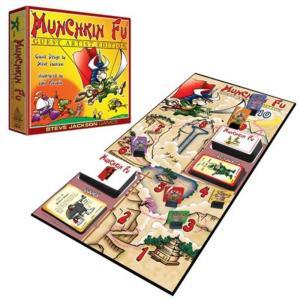 マンチキン スティーブジャクソンゲーム Steve Jackson Games Munchkin Fu John Kovalic Guest Artist Edition Card Game|fermart-hobby