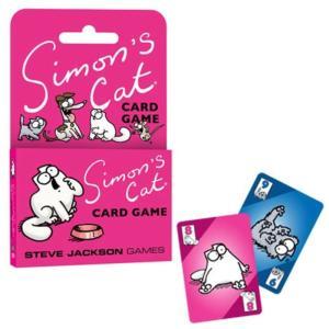 ゲーム スティーブジャクソンゲーム Steve Jackson Games Simon's Cat Card Game|fermart-hobby