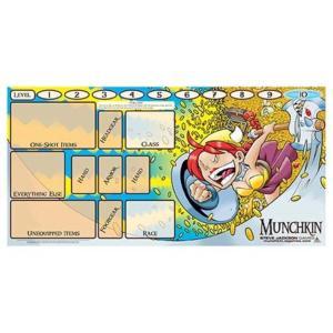 マンチキン スティーブジャクソンゲーム Steve Jackson Games Munchkin Flower Cashes In Playmat|fermart-hobby