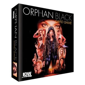 オーファン ブラック 暴走遺伝子 Orphan Black ゲーム・パズル Card Game|fermart-hobby