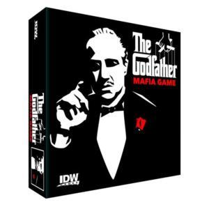 ゴッドファーザー アイディーダブルパブリッシング IDWパブリッシング Idw Publishing Godfather Mafia Game|fermart-hobby