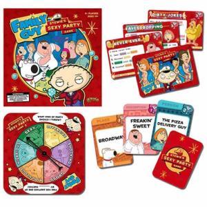 ファミリー ガイ Family Guy ゲーム・パズル Stewie's Sexy Party Game|fermart-hobby