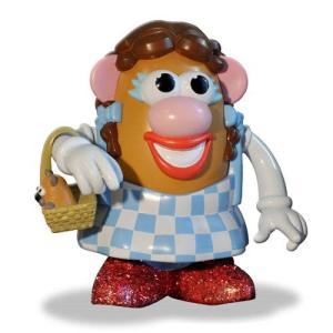 オズの魔法使 Wizard of Oz グッズ Dorothy Gale Mrs. Potato Head|fermart-hobby