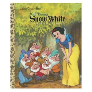 白雪姫 Snow White 本・雑誌 and the Seven Dwarfs Little Golden Book fermart-hobby
