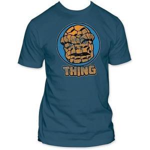 ファンタクティック フォー インパクトマーチャンダイジング Impact Merchandising Fantastic Four The Thing Circle Portrait T|fermart-hobby