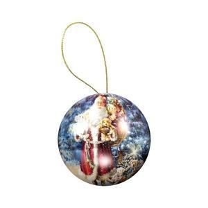 ホリディ プレイルーム エンターテインメント Playroom Entertainment Holiday Ornament Santa Puzzle|fermart-hobby