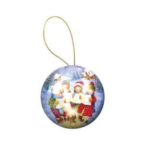 ホリディ プレイルーム エンターテインメント Playroom Entertainment Holiday Ornament Carolers Puzzle|fermart-hobby