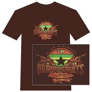 ファイヤーフライ/セレニティー クァンタムメカニクス Quantum Mechanix Firefly Browncoats Juniors T fermart-hobby