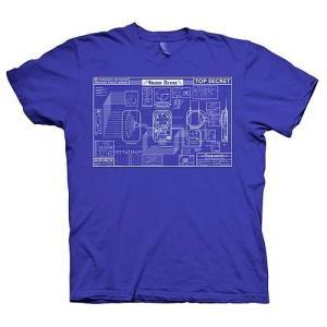 ウェアハウス13 クァンタムメカニクス Quantum Mechanix Warehouse 13 Farnsworth Blueprint T|fermart-hobby