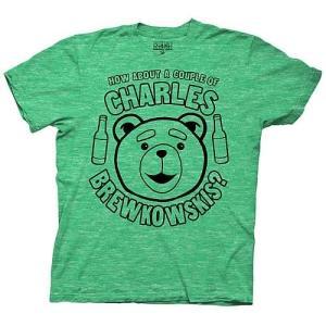 テッド リップルジャンクション Ripple Junction Ted Charles Brewkowski Green T|fermart-hobby