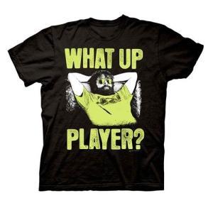 ハングオーバー リップルジャンクション Ripple Junction Hangover Alan What Up Player? Black T|fermart-hobby