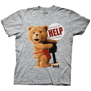 テッド リップルジャンクション Ripple Junction Ted How May We Help You Today Gray T|fermart-hobby