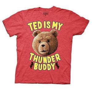 テッド リップルジャンクション Ripple Junction Ted Is My Thunder Buddy Red T|fermart-hobby