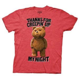 テッド リップルジャンクション Ripple Junction Ted Thanks For Creepin Up My Night Red T|fermart-hobby