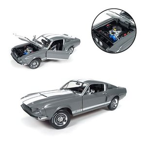 クラッシックカー Classic Cars グッズ 1967 Shelby Mustang GT350 50th Anniversary 1:18 Scale Die-Cast Metal Vehicle|fermart-hobby