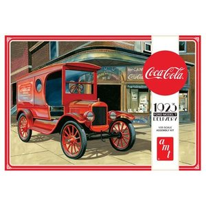 コカ コーラ Coca-Cola プラモデル 1923 Ford Model T Delivery 1:25 Scale Model Kit|fermart-hobby