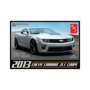 クラッシックカー ラウンド2 Round 2 Chevy Camaro 2013 ZL-1 Showroom Replica 1:25 Model Kit|fermart-hobby