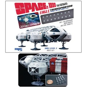 スペース1999 ラウンド2 Round 2 Space 1999 Eagle Transporter Small Metal Parts Pack|fermart-hobby