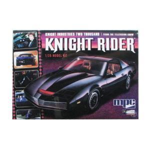 ナイトライダー Knight Rider プラモデル KITT 1982 Pontiac Firebird 1:25 Model Kit|fermart-hobby