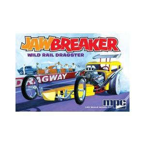 クラッシックカー ラウンド2 Round 2 Jawbreaker Dragster Model Kit|fermart-hobby