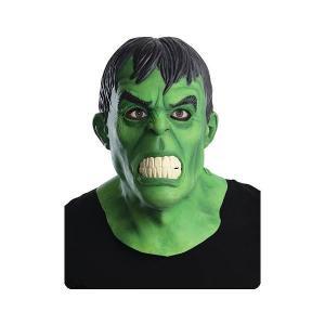 ハルク ルービーズ Rubies The Incredible Hulk Deluxe Adult Latex Mask|fermart-hobby