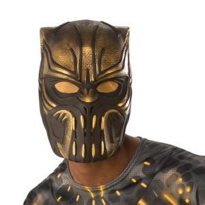 ブラックパンサー Black Panther コスプレ Erik Kilmonger 1/2 Mask|fermart-hobby