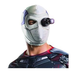 スーサイド スクワッド ルービーズ Rubies Suicide Squad Deadshot Deluxe Light-Up Latex Mask|fermart-hobby