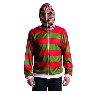 エルム街の悪夢 ルービーズ Rubies Nightmare on Elm Street Freddy Krueger Zip|fermart-hobby