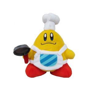 カービィ サンエー Sanei Kirby Super Star Chef Kawasaki 8-Inch Plush|fermart-hobby