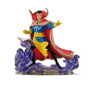 ドクター ストレンジ Doctor Strange フィギュア Marvel Classic #10 Diorama Collectible Figure|fermart-hobby