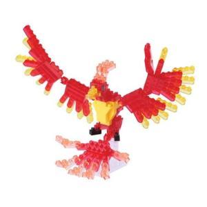 ファンタジー Fantasy フィギュア Phoenix Nanoblock Constructible Figure fermart-hobby