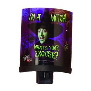 オズの魔法使 スプーンティークス Spoontiques The Wizard of Oz I'm A Witch Night Light|fermart-hobby