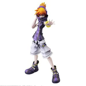 ビデオデーム Video Games 可動式フィギュア The World Ends With You Final Remix Neku Sakuraba Action Figure fermart-hobby