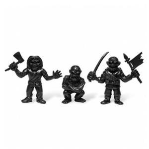 アイアン メイデン Iron Maiden フィギュア M.U.S.C.L.E. Black Mini-Figures Set|fermart-hobby