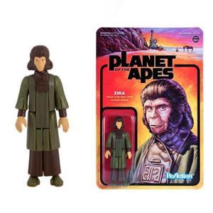 猿の惑星 Planet of the Apes 可動式フィギュア Zira ReAction Figure|fermart-hobby