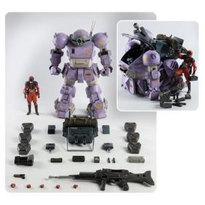 装甲騎兵ボトムズ Armored Trooper Votoms 可動式フィギュア Scopedog Melquiya Color 1:12 Scale Action Figure fermart-hobby