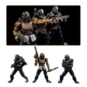 アシッドレイン Acid Rain 可動式フィギュア B2Five Abaddon Trooper Action Figure Set|fermart-hobby