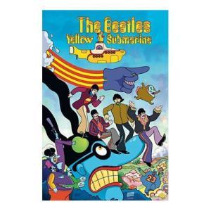 ビートルズ Beatles 本・雑誌 Yellow Submarine Graphic Novel|fermart-hobby