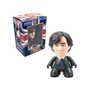 シャーロック ホームズ タイタン Titan Merchandise Sherlock Titans Sherlock 4 1/2-Inch Vinyl Mini-Figure|fermart-hobby