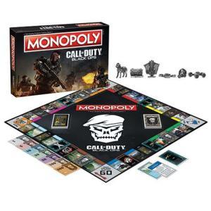 コール オブ デューティ Call of Duty ゲーム・パズル Black Ops Monopoly Game|fermart-hobby