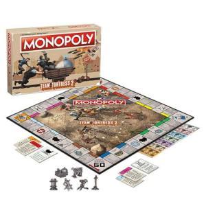 チーム フォートレス Team Fortress ゲーム・パズル 2 Monopoly Game|fermart-hobby