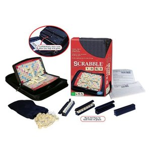 スクラブル Scrabble ゲーム・パズル To Go Game fermart-hobby