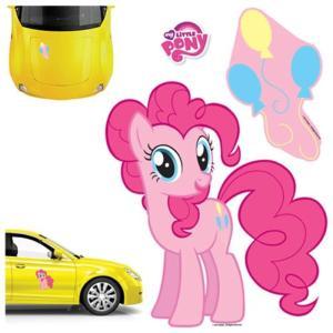 マイリトルポニー エレファントガン Elephant Gun My Little Pony Pinkie Pie Car Graphics Set|fermart-hobby