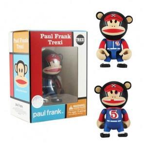 ポール フランク プレイイマジネイティブ Play Imaginative Paul Frank Baseball Player Julius Trexi Mini|fermart-hobby