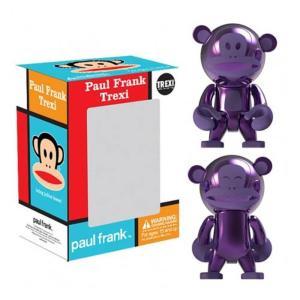 ポール フランク プレイイマジネイティブ Play Imaginative Paul Frank Astronaut Julius Purple Chrome Version Trexi Mini-Figure|fermart-hobby