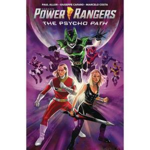 コミック/本 Comic Books 本・雑誌 漫画 ソフトカバー Power Rangers The Psycho Path Trade Paperback Comic Book fermart-hobby