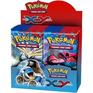 ポケットモンスター Pokemon トレーディングカード XY X & Y Booster Box [36 Packs]|fermart-hobby