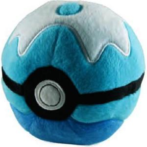 ポケットモンスター Pokemon トミー Tomy ぬいぐるみ おもちゃ Dive Ball 5-Inch Pokeball Plush|fermart-hobby